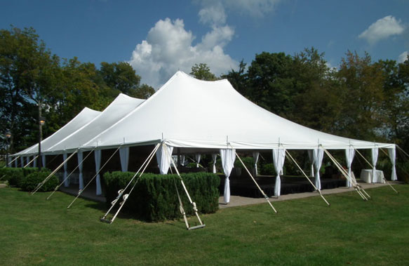 Tent rentals in Central Kentucky