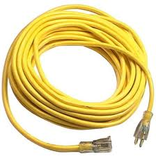 Where to find EXTENSION CORDS, 50 12-3 YEL ORG in Lexington