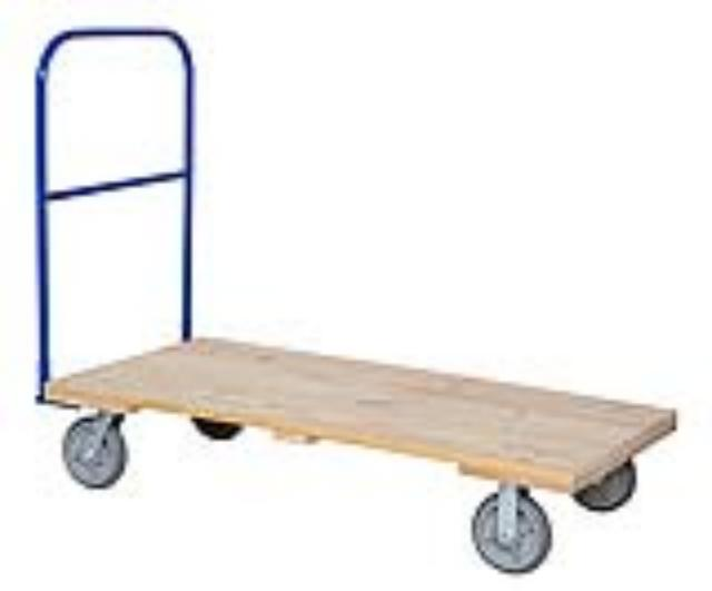 Where to find DOLLY, PLATFORM WOOD 4 WHEEL in Lexington