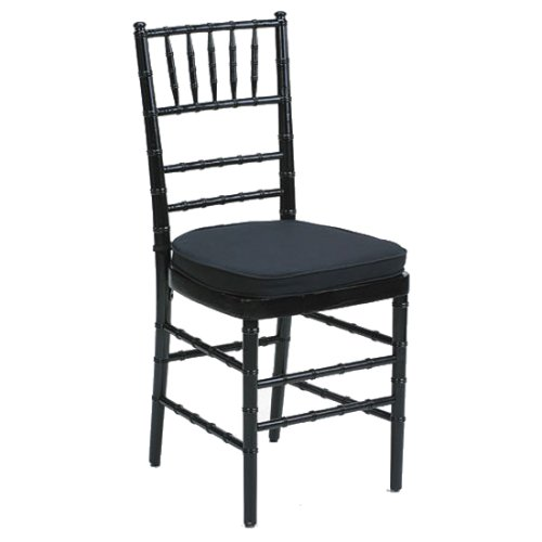 Where to rent CHAIR, CHIAVARI BLACK GLOSS in Lexington KY, Georgetown KY, Frankfort KY, Richmond KY, Winchester KY and Central Kentucky.