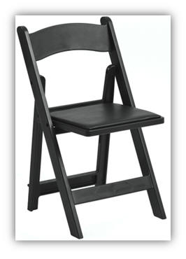 Where to find CHAIR, PADDED GARDEN BLACK in Lexington