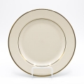Rental store for CHINA, IVORY DINNER PLATE QTY X5s in Lexington KY