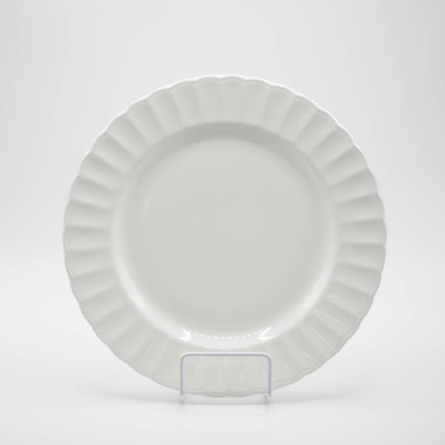 Where to find CHINA, WHT SCALLOP DINNER PLATE QTY X5s in Lexington