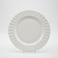 Rental store for CHINA, WHT SCALLOP DINNER PLATE QTY X5s in Lexington KY
