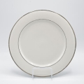 Rental store for CHINA, PLATINUM DINNER PLATE QTY X5s in Lexington KY