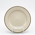 Rental store for CHINA, IVORY SALAD DESSERT PLATE QTY X5s in Lexington KY