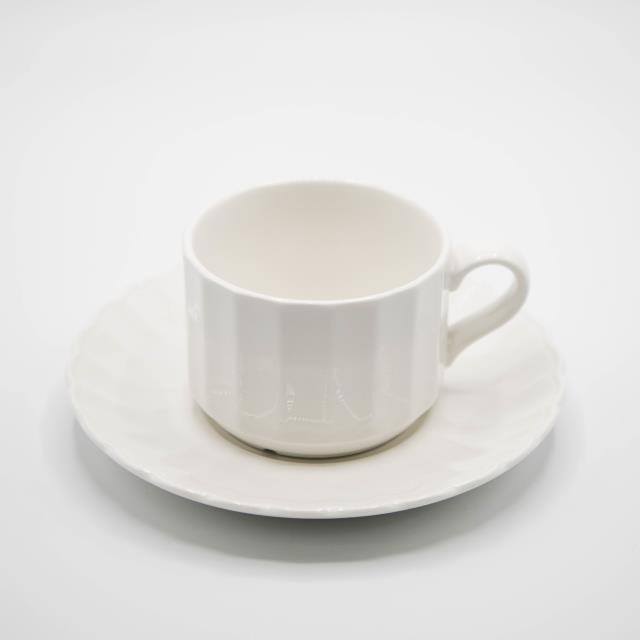 Where to find CHINA, WHT SCALLOP COFFEE CUP in Lexington