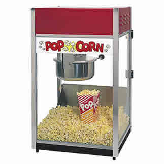 Where to find POPCORN POPPER 6 0Z KETTLE in Lexington