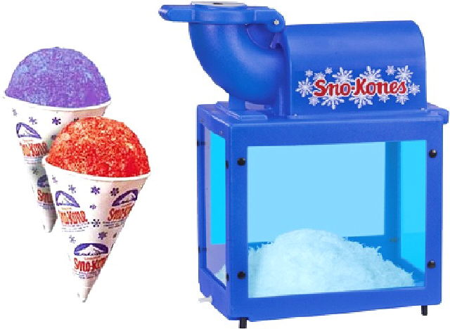 Where to find SNO KONE MACHINE in Lexington