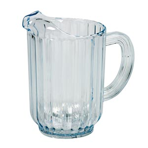 Where to find WATER PITCHER,  LUCITE in Lexington