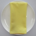 Rental store for NAPKIN, YELLOW LEMON 20X20 in Lexington KY
