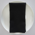 Rental store for NAPKIN, BLACK 20X20 in Lexington KY