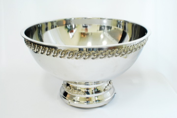 Where to find PUNCH BOWL, SS W SIL TRIM 3 GAL in Lexington