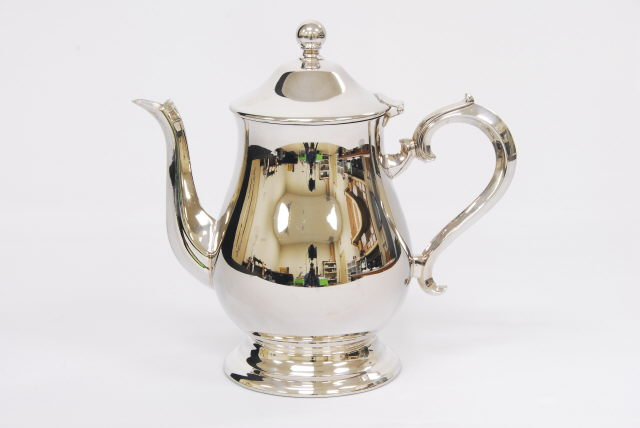 Where to find TEA POT, SILVER in Lexington