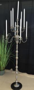 Rental store for CANDELABRA, SILVER  9 LIGHT FLOOR in Lexington KY