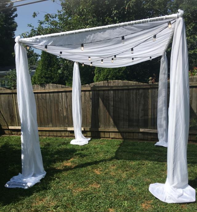 Where to find WEDDING CHUPPAH INDOORS P D in Lexington