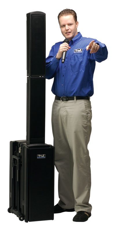 Where to find PA SYSTEM STAND-ALONE W CD in Lexington
