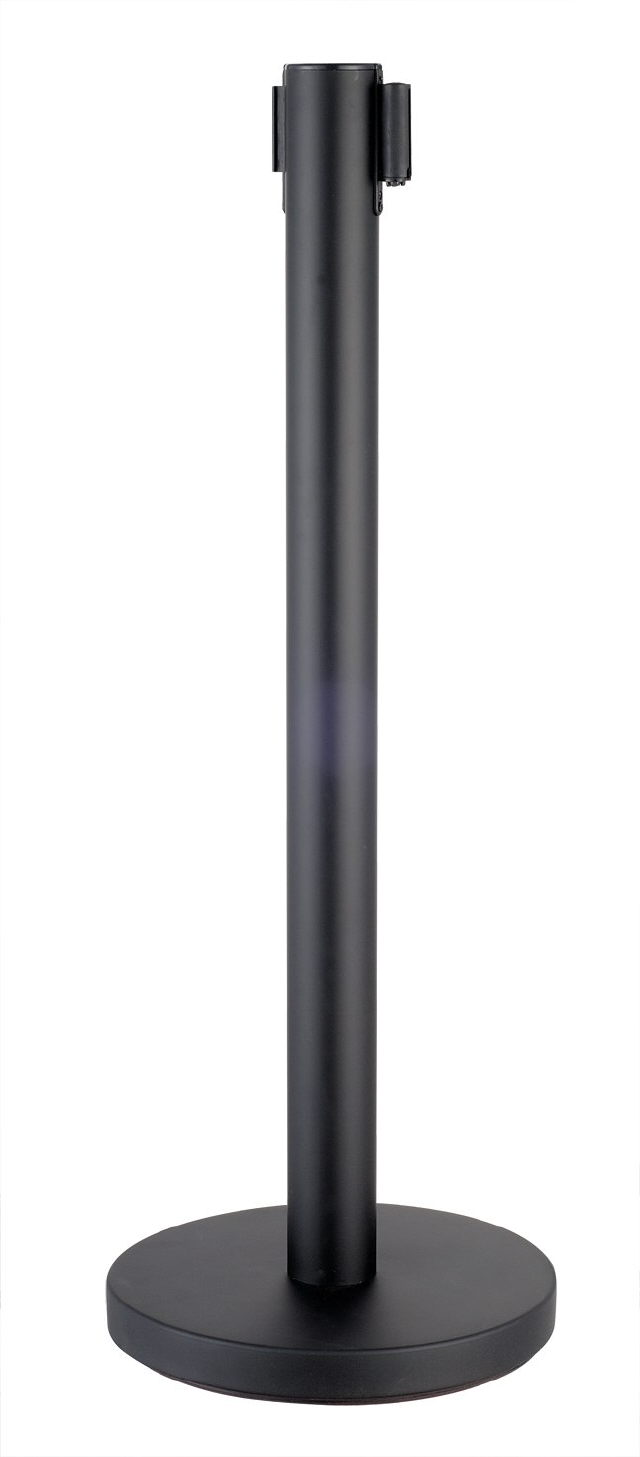 Where to find STANCHION, BLACK W 6  BELT in Lexington