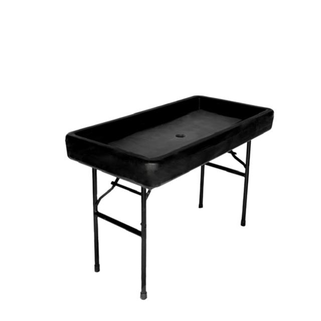 Where to find ICE TABLE, BLACK 24 X48   SMALL in Lexington