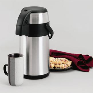 Where to find COFFEE AIR POT,  4 LITER in Lexington