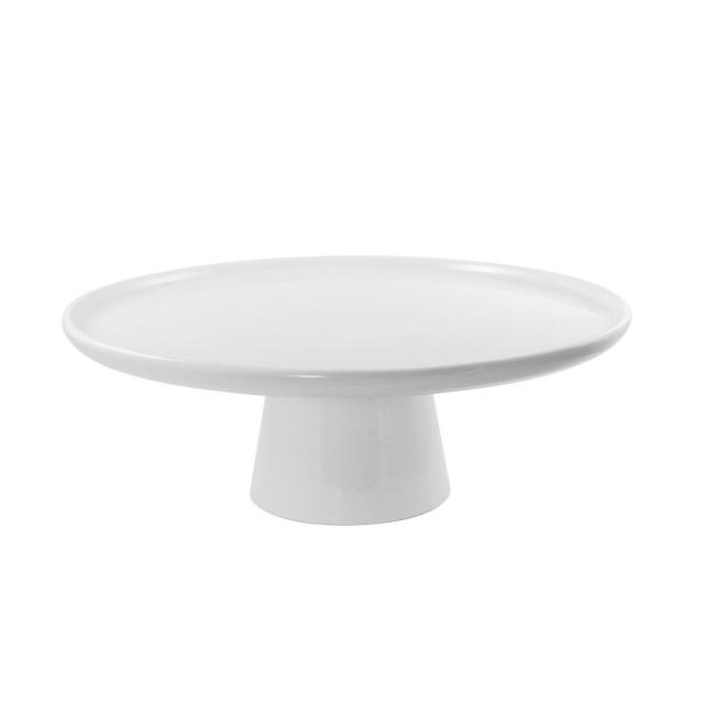 Where to find CAKE STAND, WHITE PORCELAIN 10 in Lexington