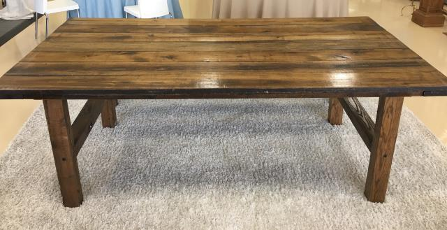 Where to find TABLE, FARM RUSTIC 3 X7 in Lexington