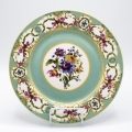 Rental store for CHINA, VINTAGE BLUE DINNER PLATE in Lexington KY