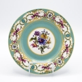 Rental store for CHINA, VINTAGE BLUE SALAD DESSERT PLATE in Lexington KY