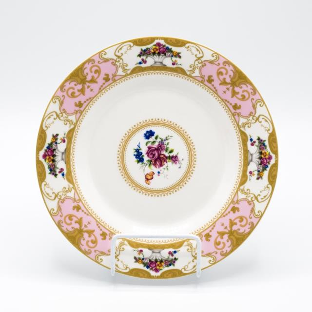 Where to find CHINA, VINTAGE PINK SALAD DESSERT PLATE in Lexington