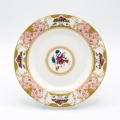 Rental store for CHINA, VINTAGE PINK SALAD DESSERT PLATE in Lexington KY