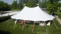 Rental store for TENT, POLE 45X104 AURORA in Lexington KY