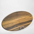 Rental store for TRAY, WOOD LOOK OVAL 25X10 in Lexington KY