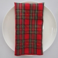 Rental store for NAPKIN, HOLIDAY PLAID 20X20 in Lexington KY