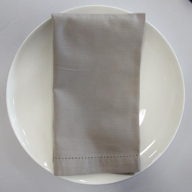 Where to find NAPKIN, GRAY HEMSTITCH 20X20 in Lexington