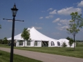 Rental store for TENT, POLE 60X210 WHITE in Lexington KY