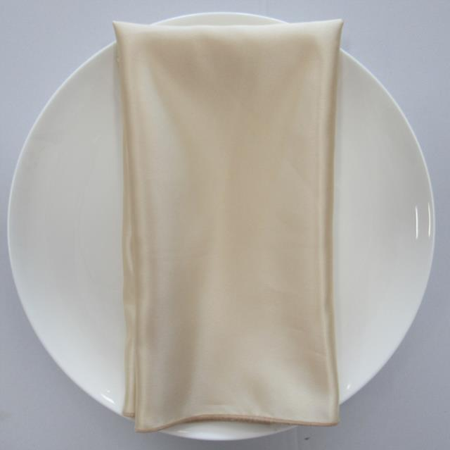 Where to find NAPKIN, GOLD SATIN 20X20 in Lexington