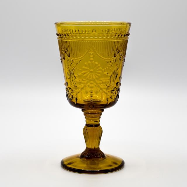Where to find GLASS, AMBER DEB GOBLET in Lexington