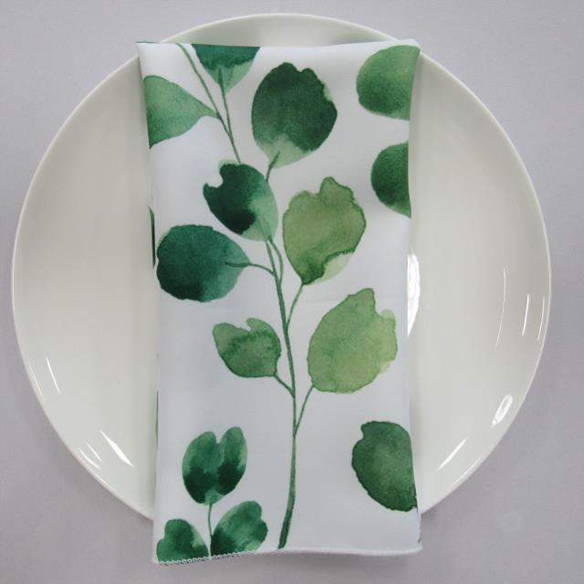 Where to find NAPKIN, GREEN VINE 20X20 in Lexington