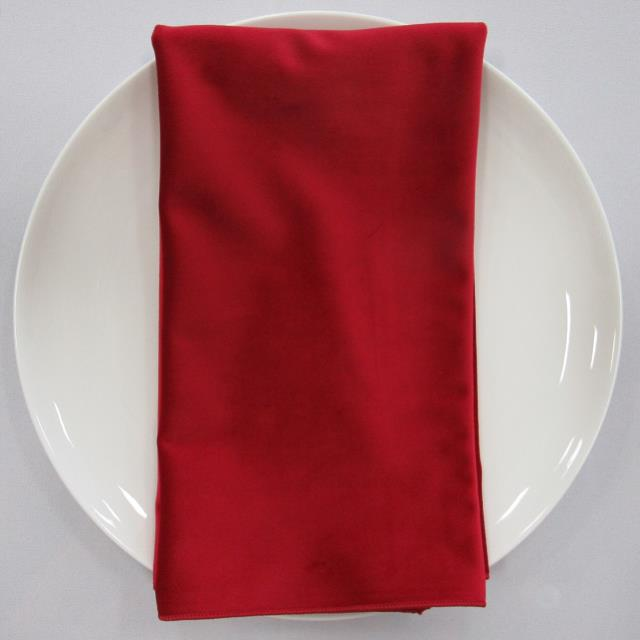 Where to find NAPKIN, RED VELVET 20X20 in Lexington