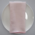 Rental store for NAPKIN, PINK LIGHT PANAMA 20X20 in Lexington KY