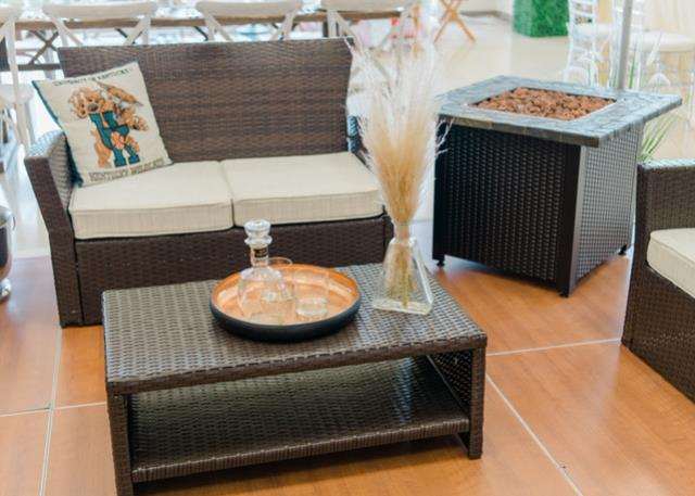 Where to find FURNITURE, COFFEE TABLE RATTAN in Lexington