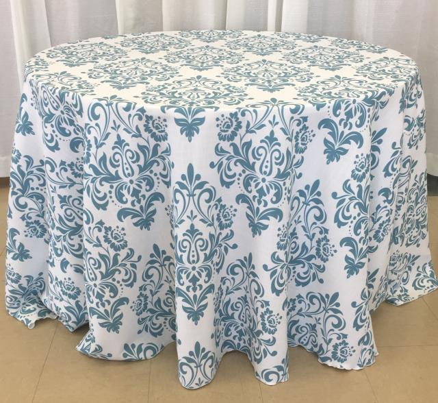 Rent Patterned Linen