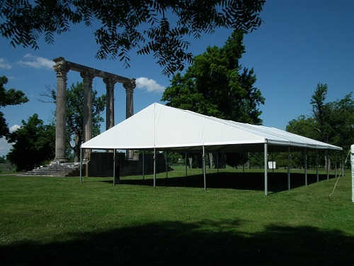 Rent White-top Structure Tents