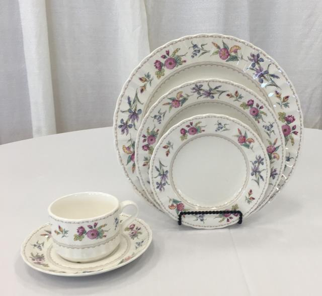 Rent Floral China