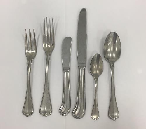 Rent Pewter Flatware